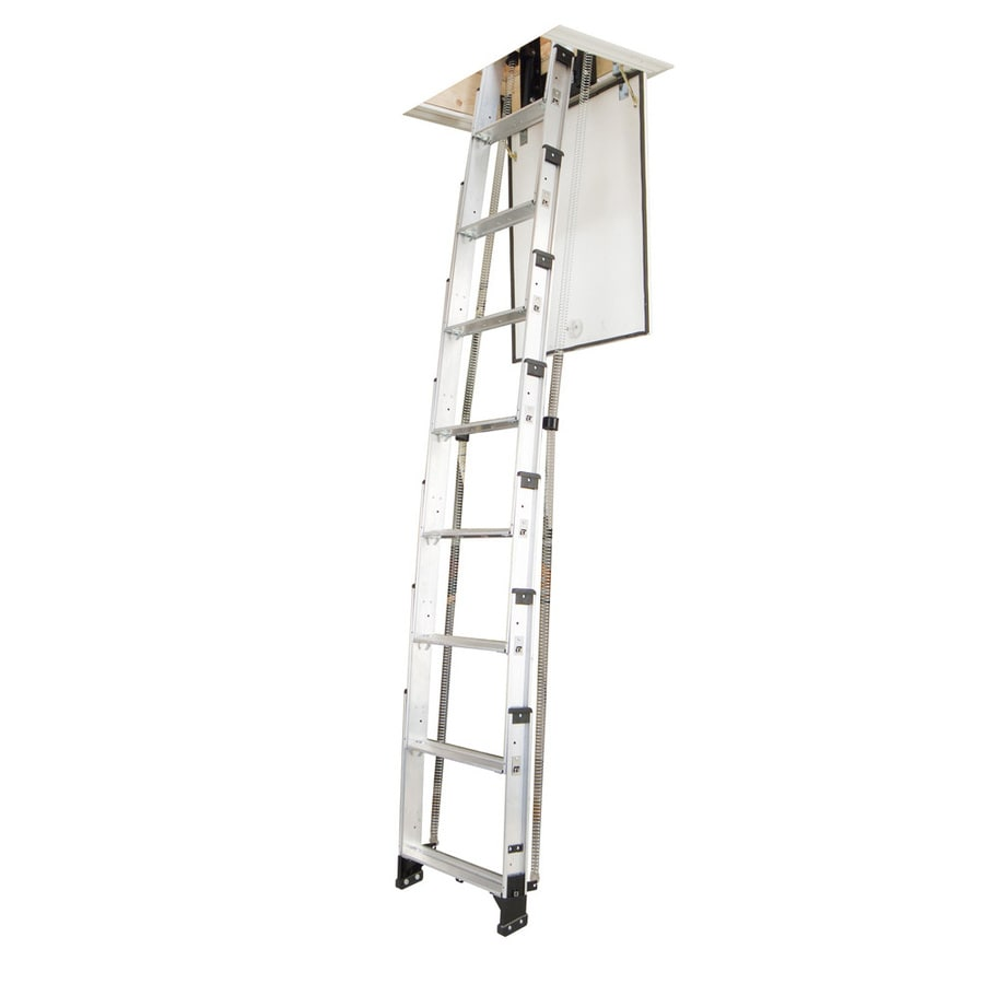 Werner Type I Attic Ladder