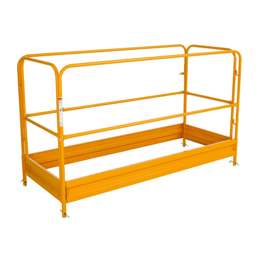 Werner Guard Rail for 6-ft Steel Scaffolding