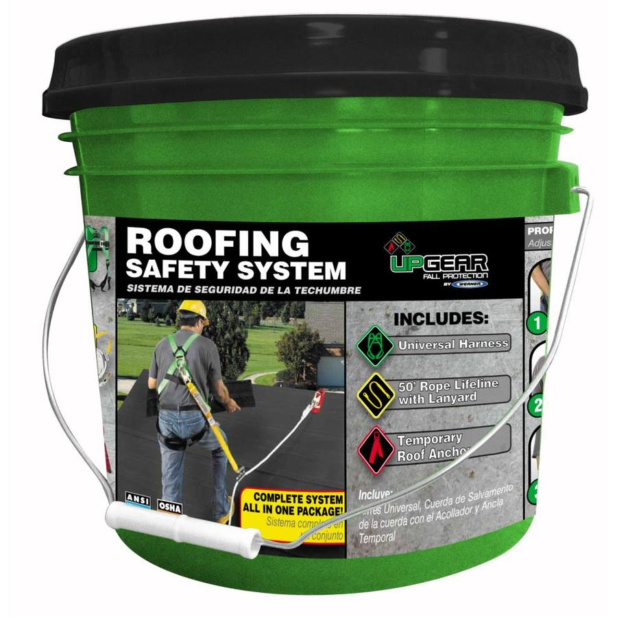 Werner Upgear Roofing Safety System