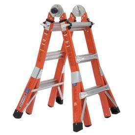 Shop Multi Position Ladders At Lowesforpros Com