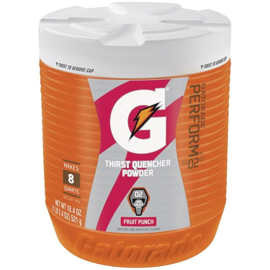 Gatorade 18-3/8 fl oz Fruit Punch Sports Drink