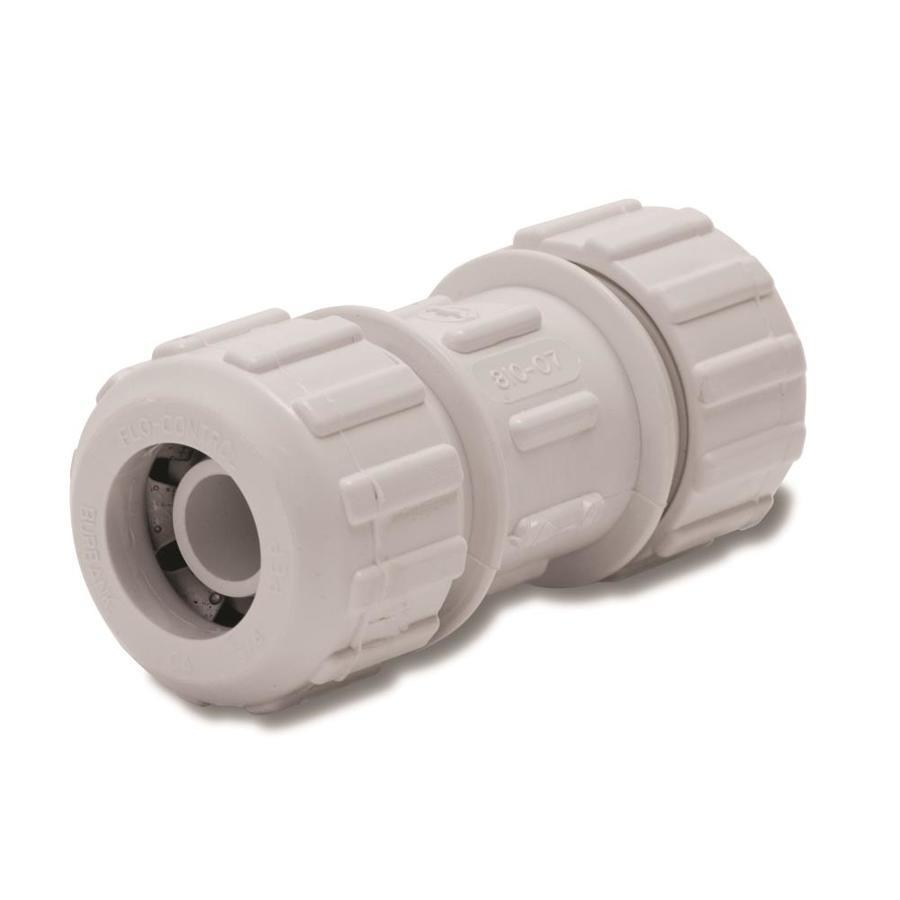 FLO Control 4 L x 4-1/4 W x 3/4-in Dia Adapter