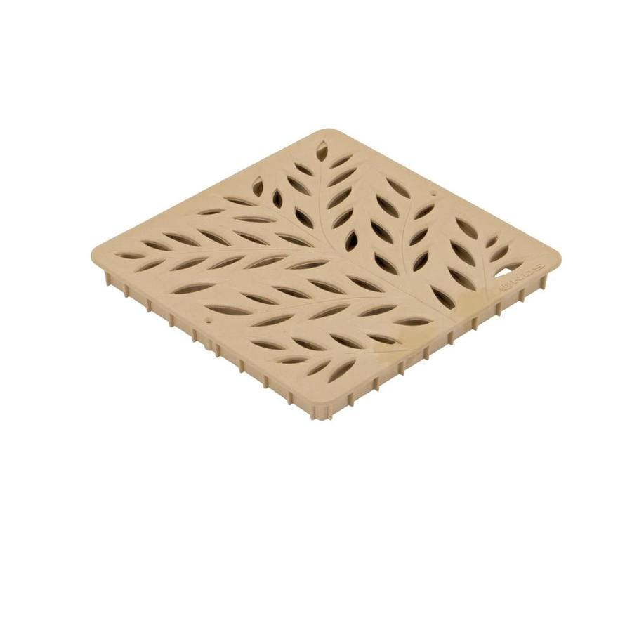 NDS 12-in L x 12-in W Square Grate