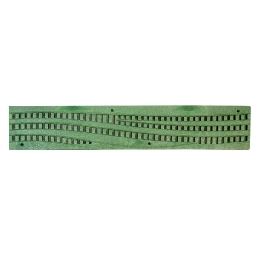 NDS 24-in L x 4.42-in W Rectangle Channel Grate