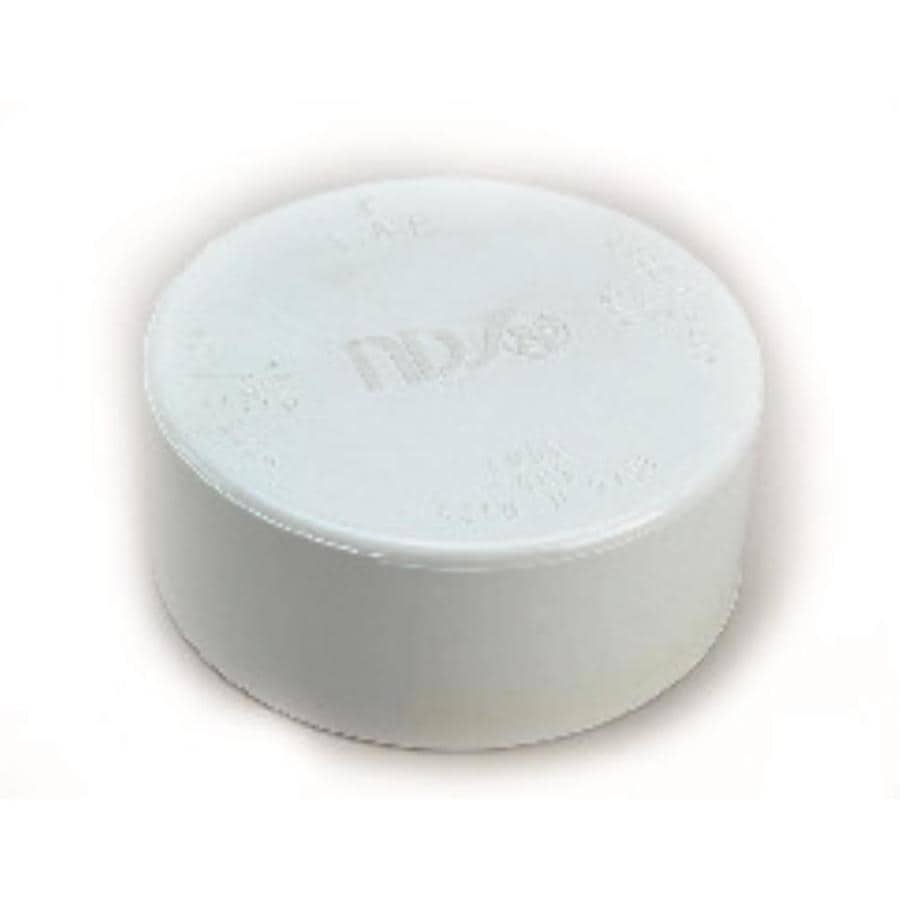 NDS 3-in Dia PVC Sewer Drain Cap