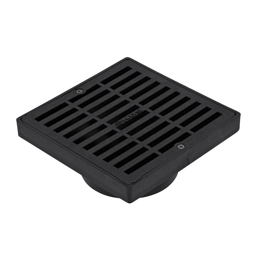 Shop Nds 6 In L X 6 In W Square Grate At Lowes Com