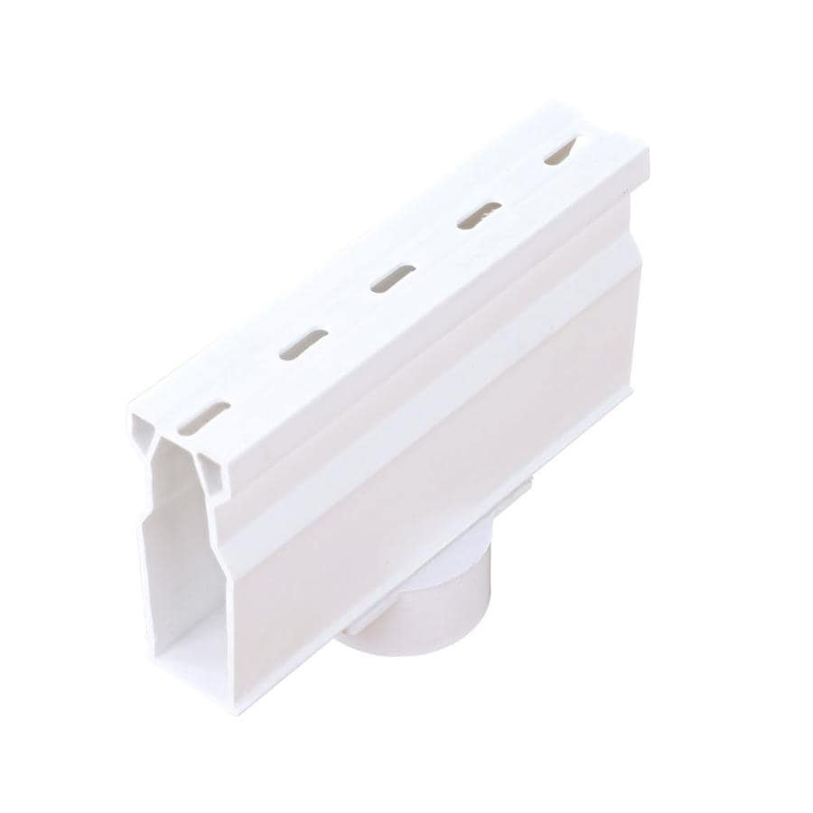 NDS 6-in L x 1.25-in W Rectangle Outlet