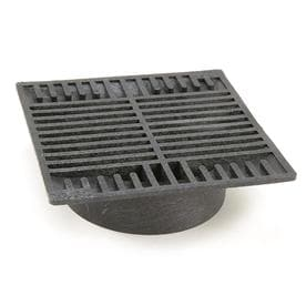 NDS 9-in L x 9-in W Square Grate  sc 1 st  Loweu0027s & Shop Outdoor Drainage Accessories at Lowes.com