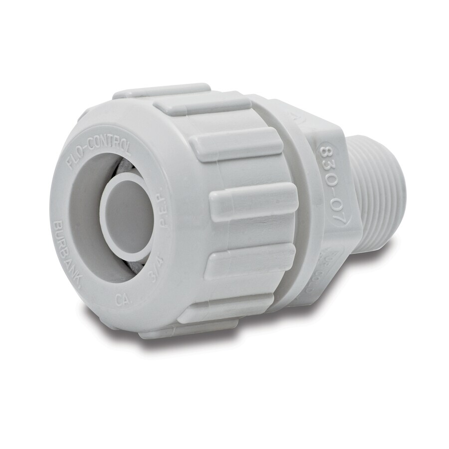 FLO Control 2-5/8 L x 1 W x 3/4-in Dia Adapter