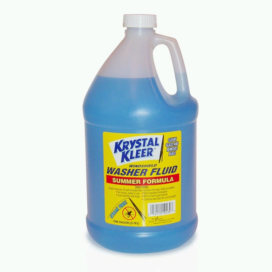 Krystal Kleer 1-Gallon Windshield Washer Fluid