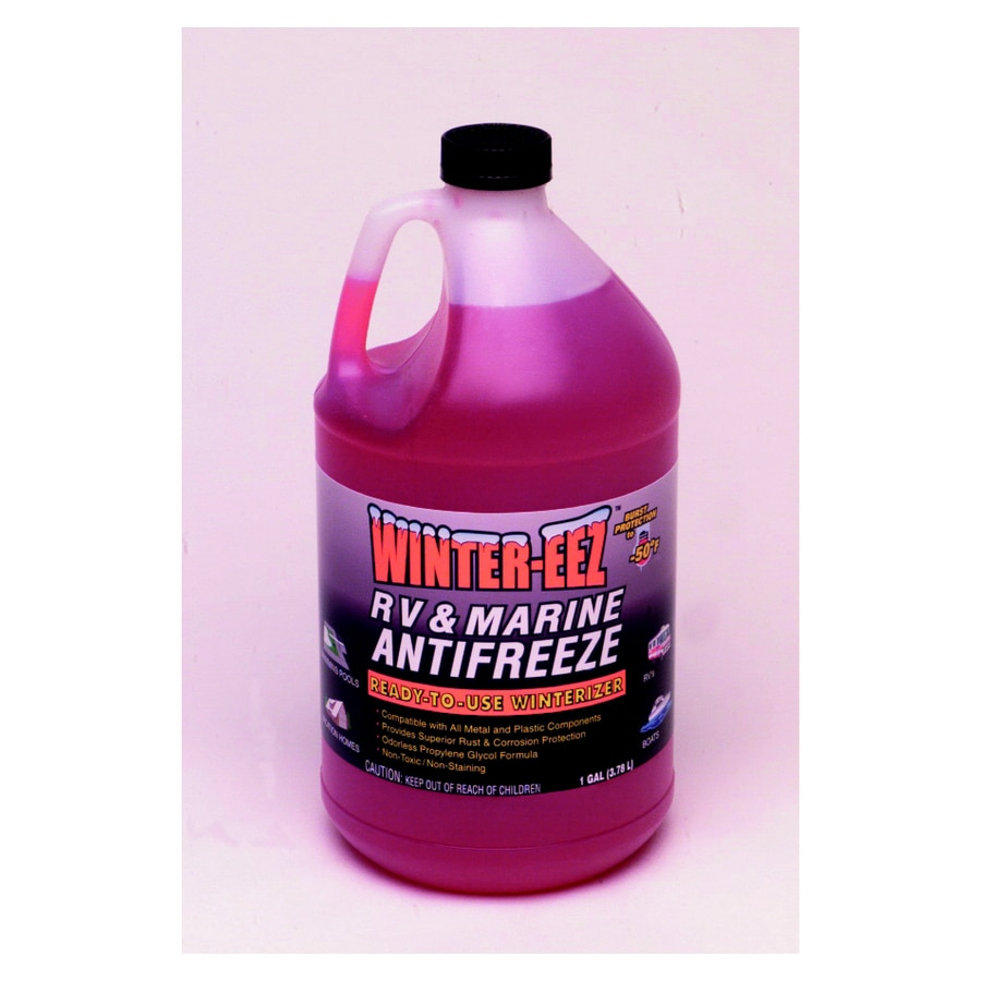 WINTER-EEZ 1-Gallon RV and Marine Anti-Freeze