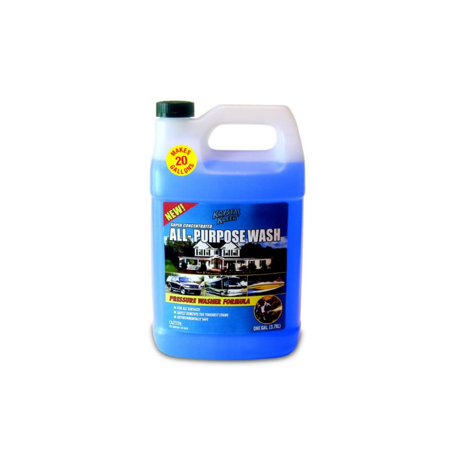 Krystal Kleer 1-Gallon All Purpose Pressure Washer Chemical