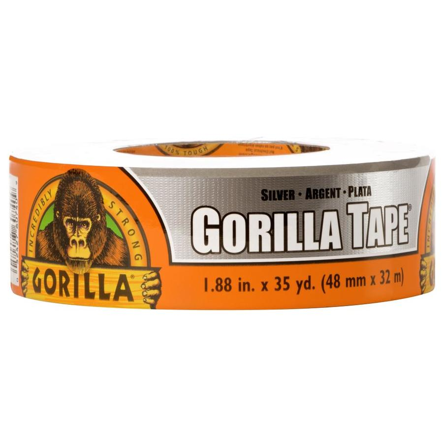 Gorilla Duct Tape 1 5 2 88 In Width X 15 105 Ft Length 7