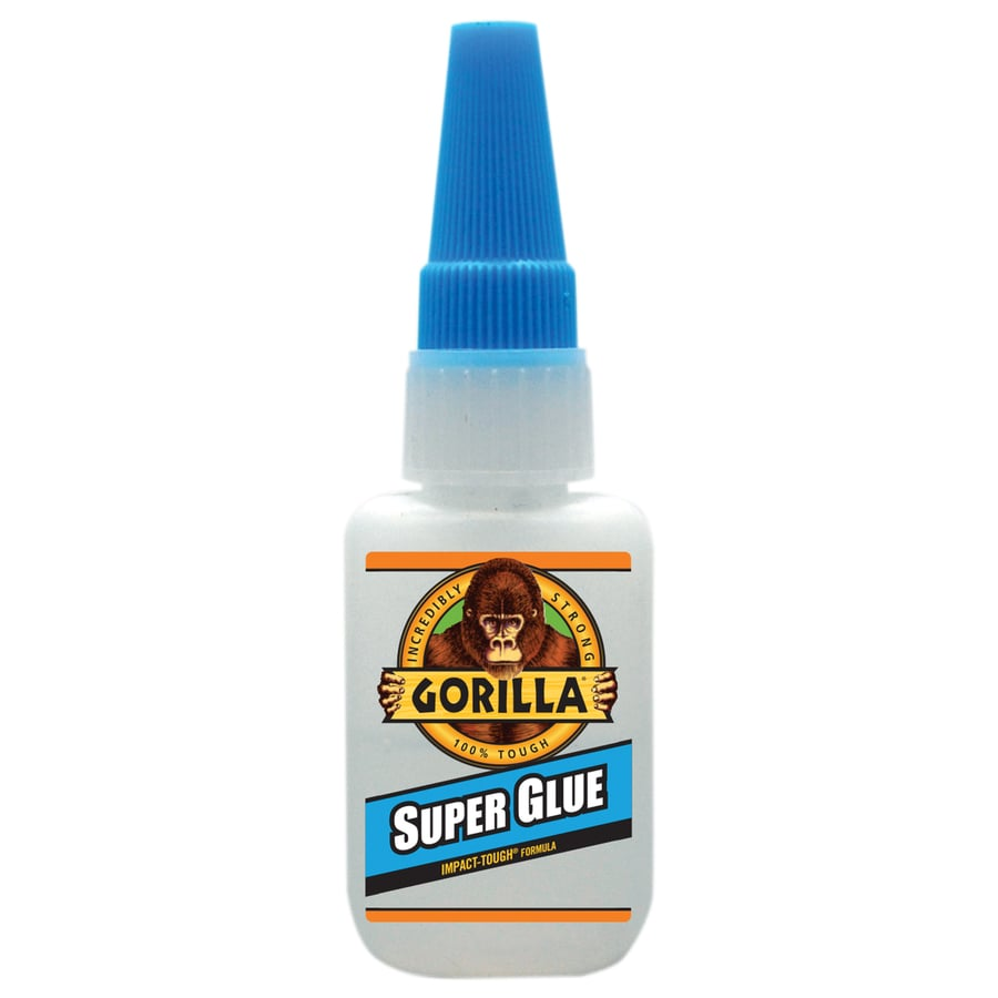 Shop Gorilla Super Glue At Lowes Com