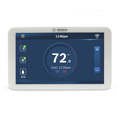 Bosch Thermostat with Wi-Fi Compatibility at Lowes com