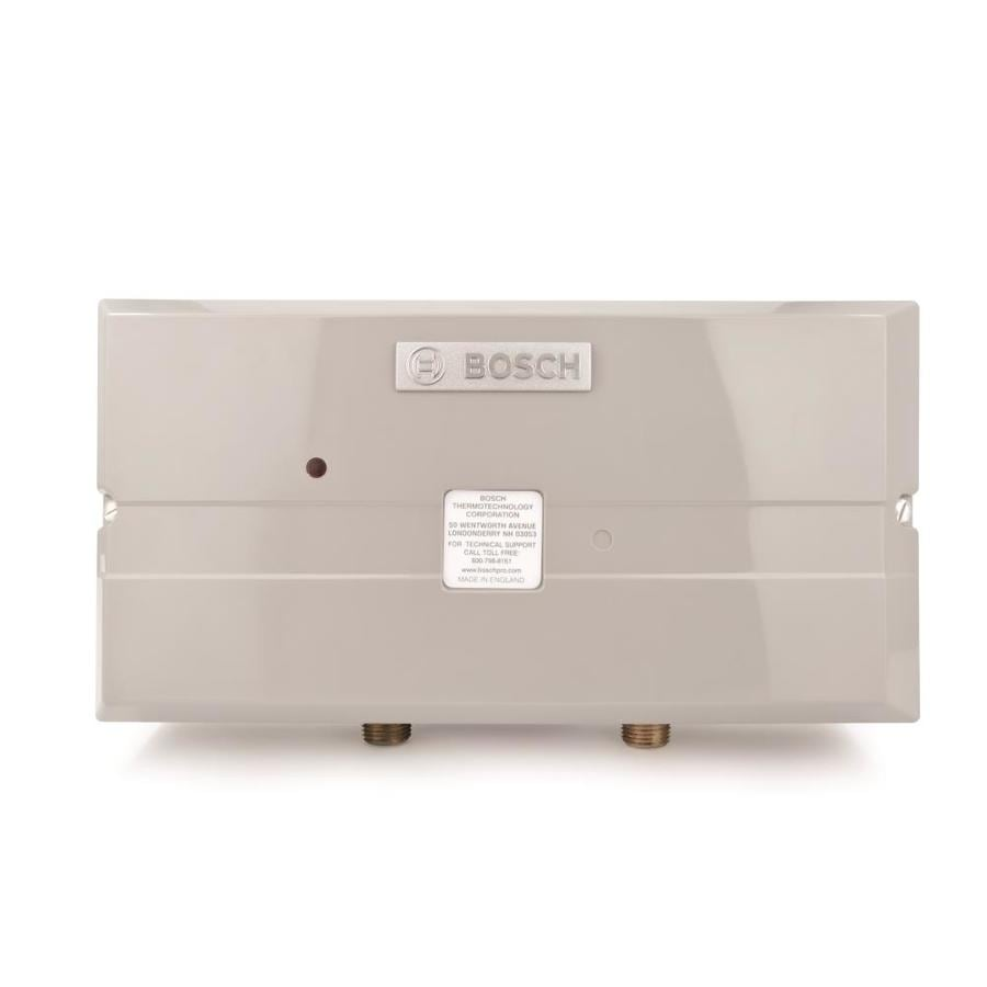 Bosch Tronic 3000 120 Volt 3.4 KW 1 GPM Point Of Use Tankless