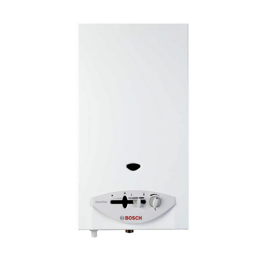 Bosch Aquastar 2 6 Gpm Natural Gas Tankless Water Heater