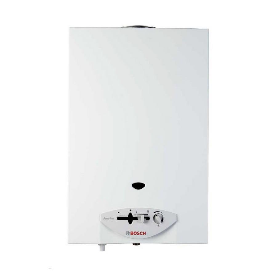 Bosch Aquastar 4 3 Gpm Natural Gas Tankless Water Heater