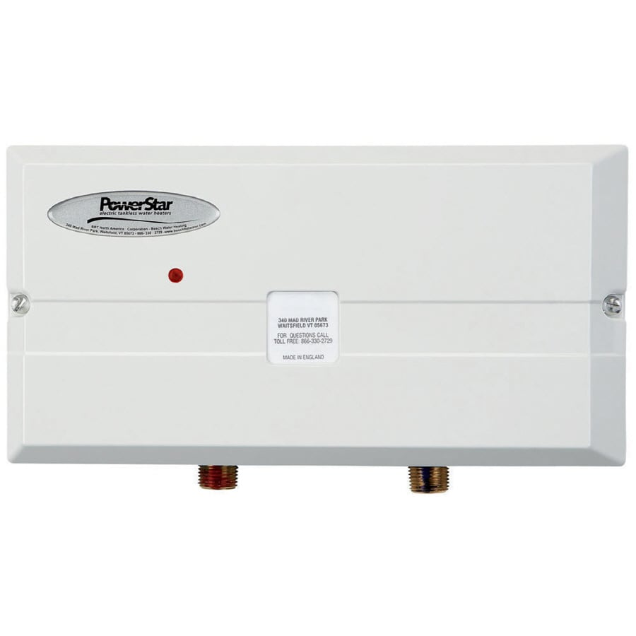 PowerStar PowerStar 120-Volt 3.4-kW 5-Year Limited Indoor Point of Use Tankless Electric Water Heater