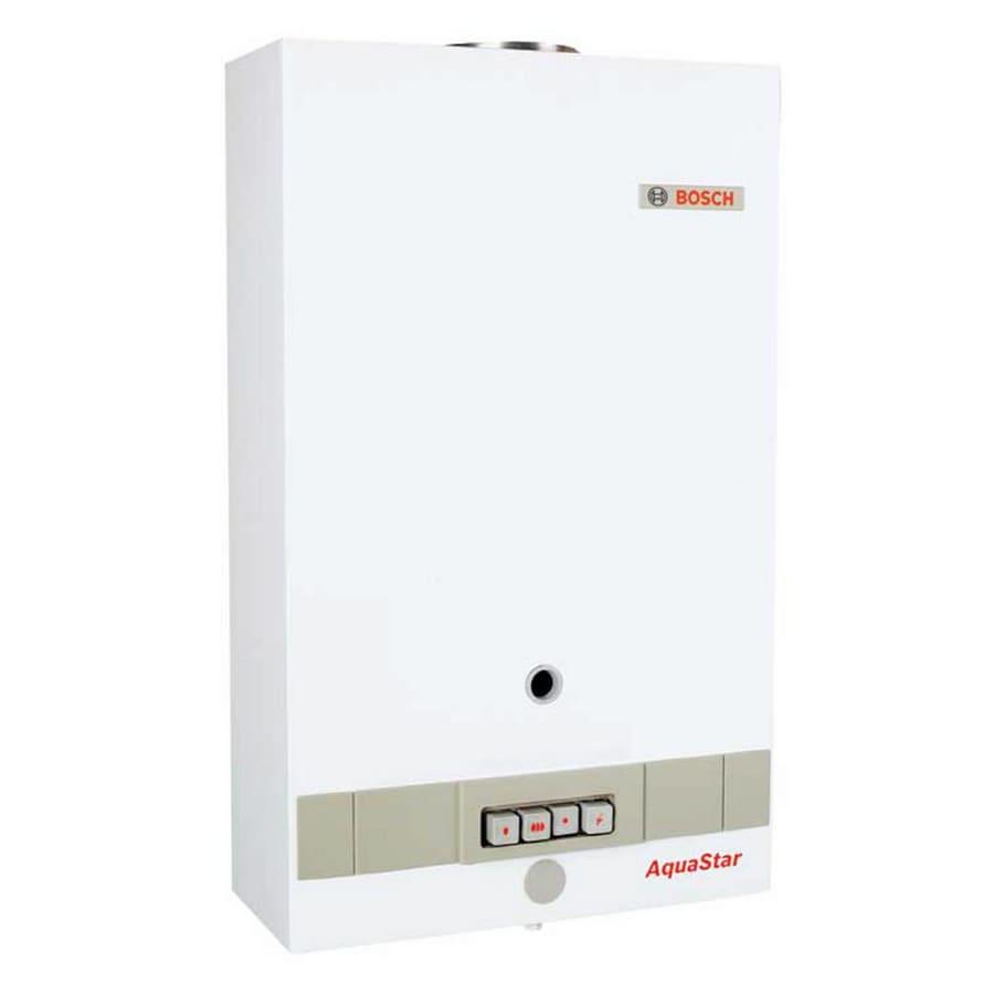 Lowes tankless water heater gas - Bosch Aquastar 4 3 Gpm Natural Gas Tankless Water Heater