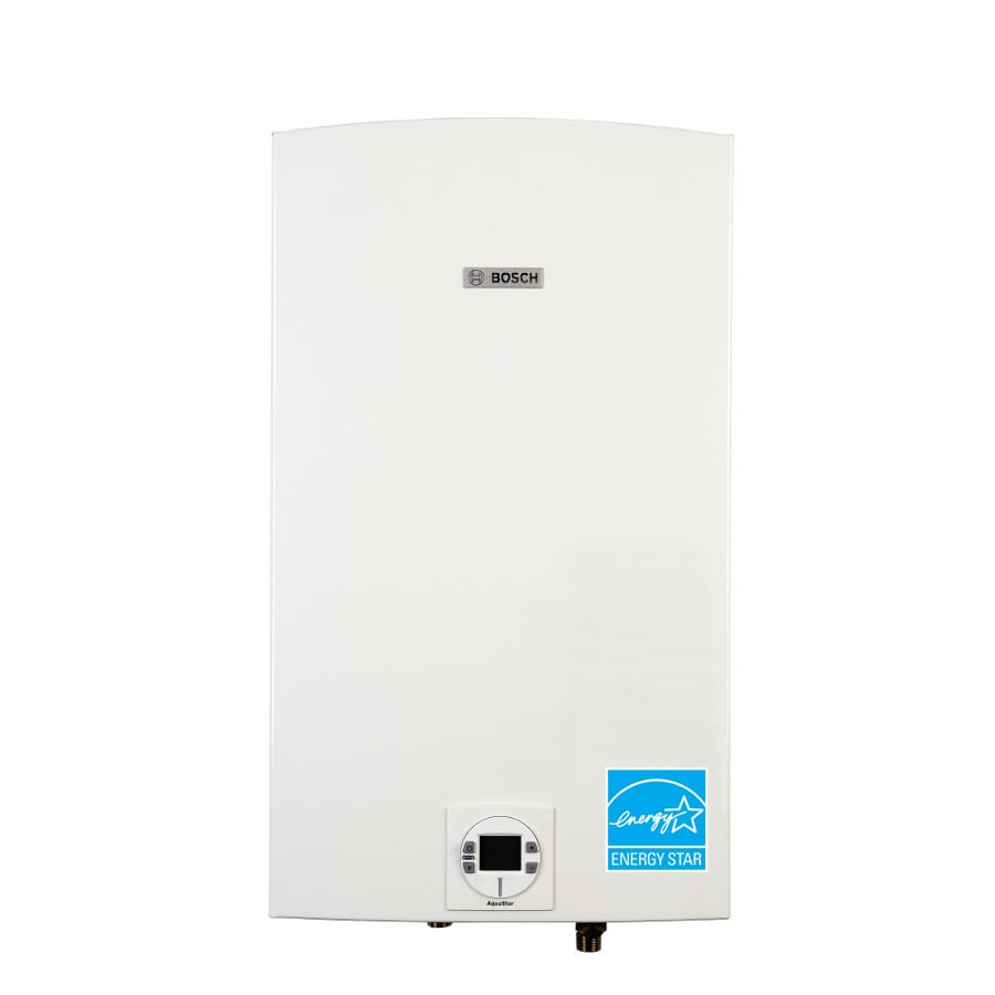 bosch aquastar 64gpm energy star natural gas tankless water heater