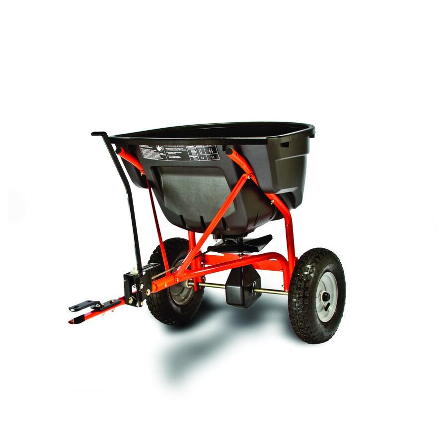 Agri-Fab 130-lb Capacity Tow-Behind Lawn Spreader
