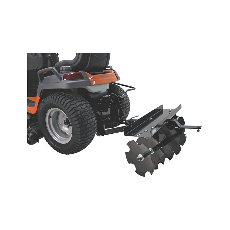 Husqvarna 38-in Sleeve Carbon Steel Residential Disc Harrows