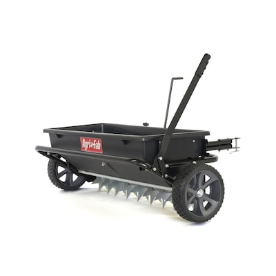 Agri-Fab 100-lb Capacity Tow-behind Lawn Spreader at Lowes com