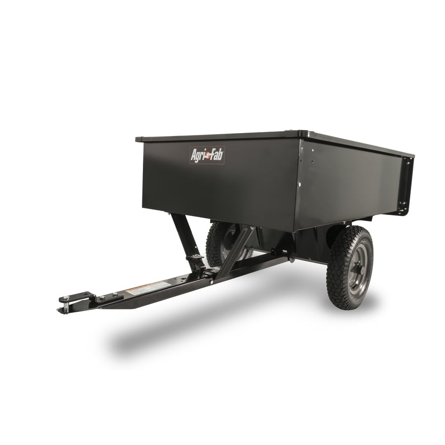 garden cart lowes. Agri-Fab 12-cu Ft Steel Dump Cart Garden Lowes
