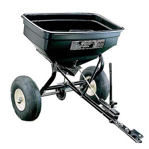 Precise Fit 125 lb. Tow Broadcast Spreader