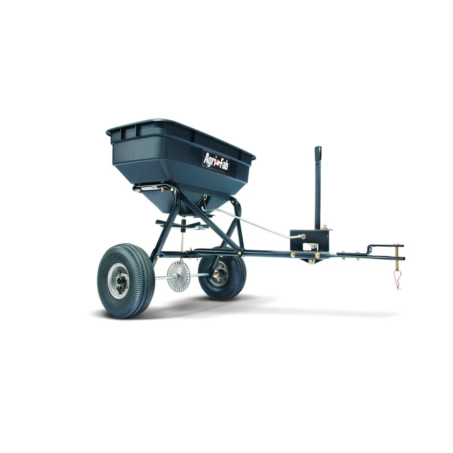 MTD 100-lb Capacity Tow-Behind Lawn Spreader