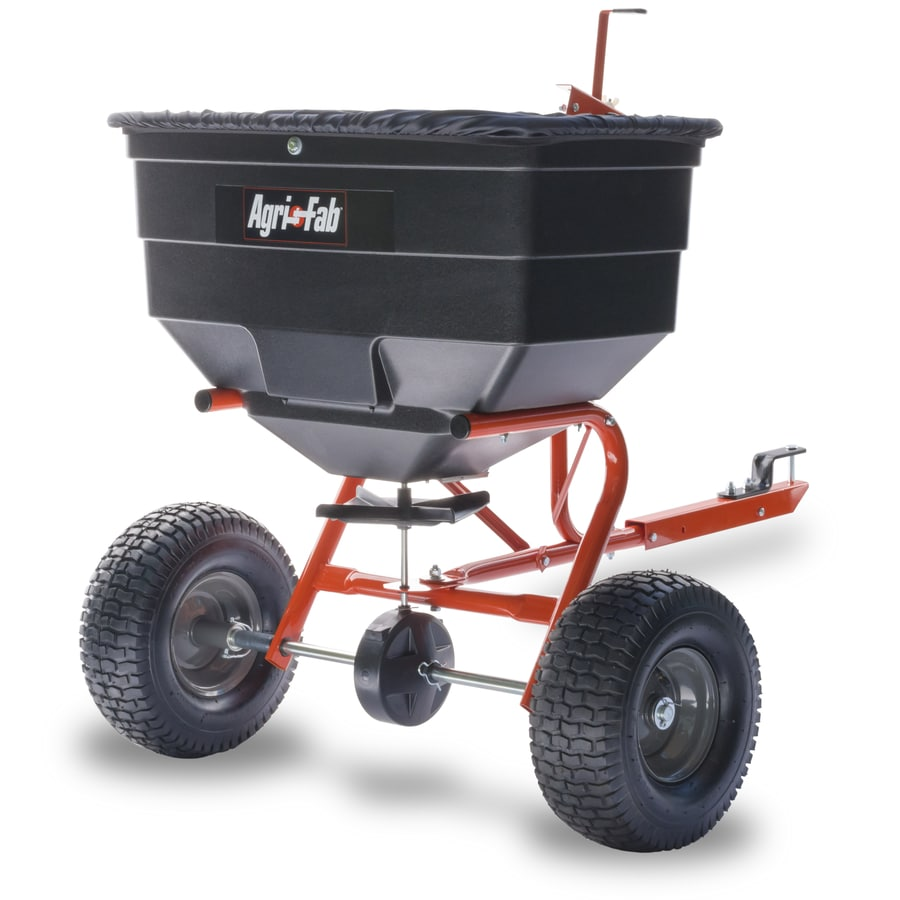 Agri-Fab 175 Lbs.-Lb Capacity Tow-Behind Lawn Spreader