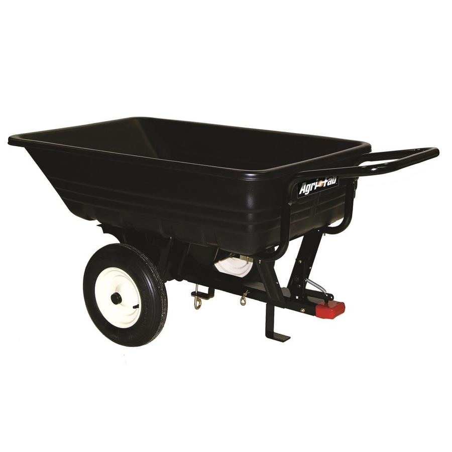 Agri-Fab 8-cu ft Poly Dump Cart
