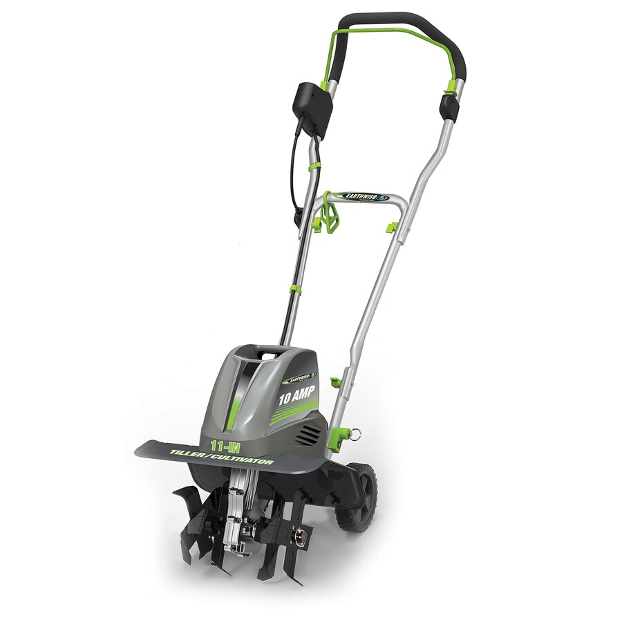 Earthwise 10-Amp 11-in Corded Electric Cultivator