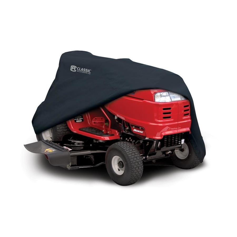 Shop Classic Accessories Universal Tractor Cover At Lowes Com