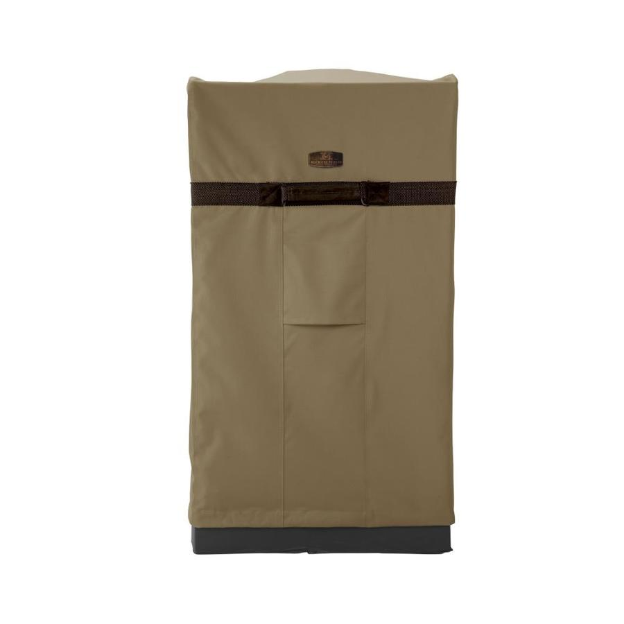 Classic Accessories 17.5-in x 39-in Hickory Polyester Vertical Smoker Cover