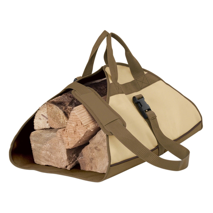 Classic Accessories 40-in L x 25-in W x 0.2-in H Polyester Firewood Cover