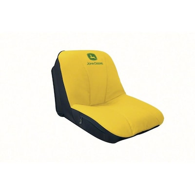 John Deere Low Back Lawn Mower Seat Cover In The Covers Section Of Lowes