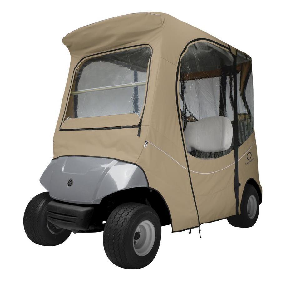 Shop Clic Accessories FadeSafe The Drive by Yamaha Golf Cart ... Yamaha Golf Cart Enclosure Cover on yamaha golf cart seat cover, yamaha drive golf cart, yamaha ez go golf cart enclosure,