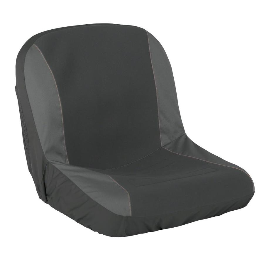 Classic Accessories High-Back Lawn Mower Seat Cover