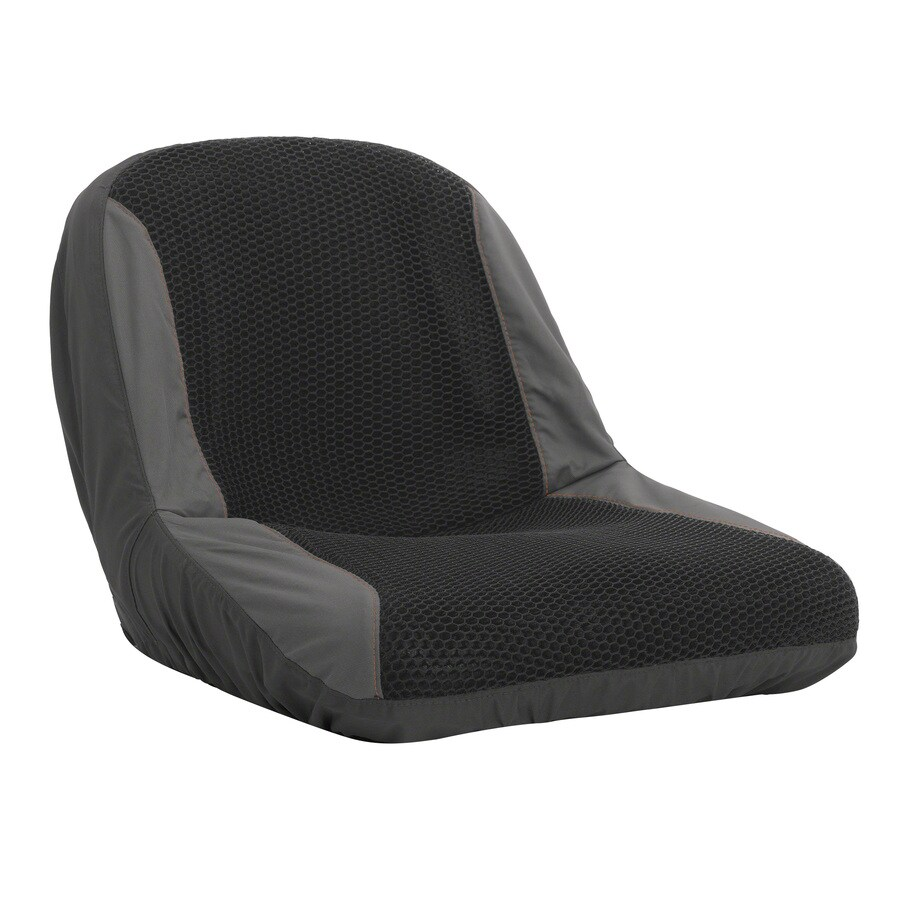 shop classic accessories mid back lawn mower seat cover at. Black Bedroom Furniture Sets. Home Design Ideas