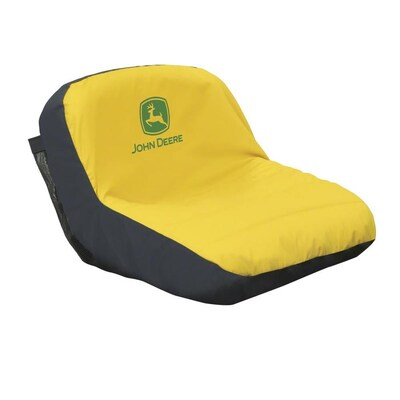 John Deere Low Back Lawn Mower Seat Cover At Lowes Com