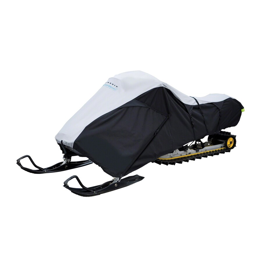 Classic Accessories Medium Deluxe Snowmobile Travel Cover