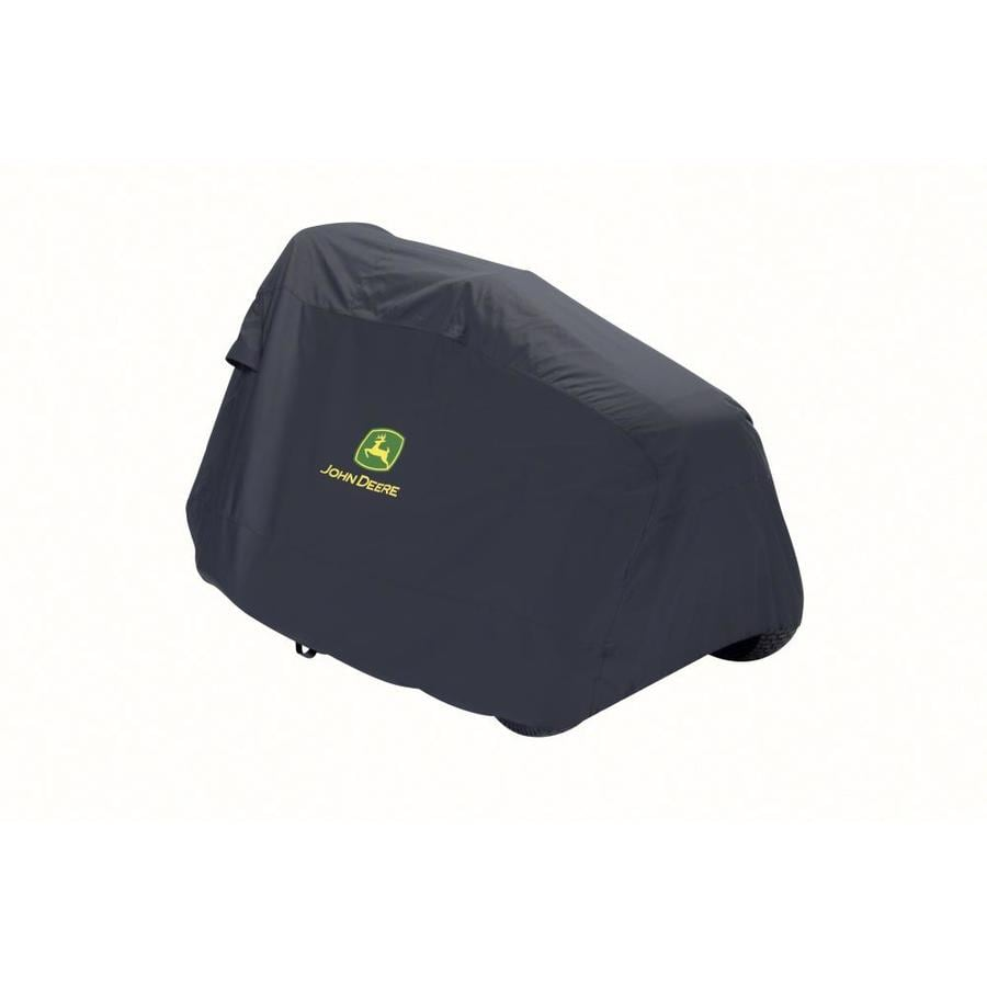 Shop John Deere Riding Mower Deluxe Cover At Lowes Com