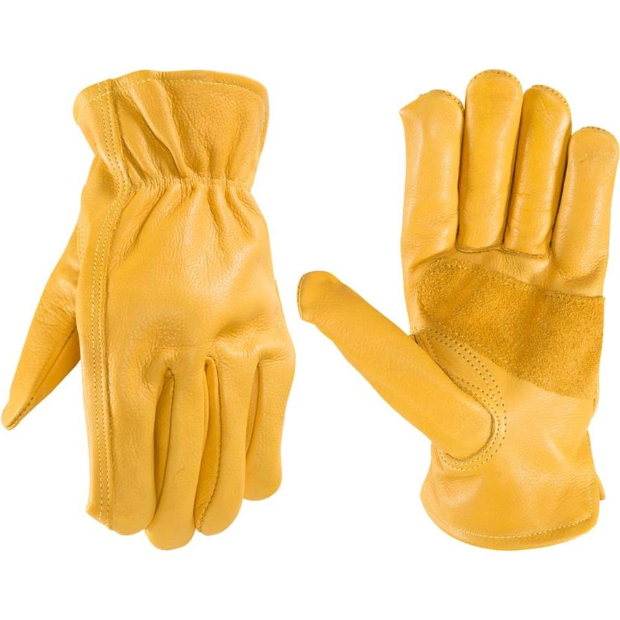 Wells Lamont X Large Mens Leather Multipurpose Gloves At