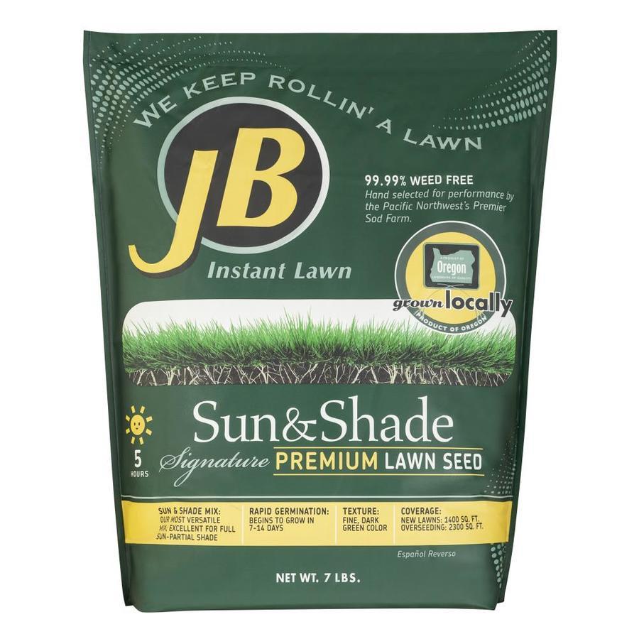JB Instant Lawn Signature 7-lb Ryegrass Seed