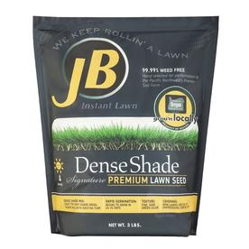 Jb Instant Lawn Signature 3 Lb Gr Seed Dense Shade