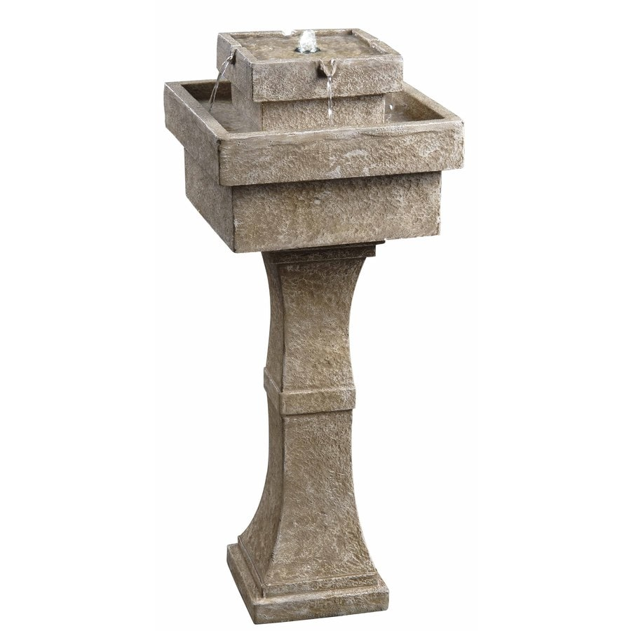 Kenroy Home 27.6-in Outdoor Fountain
