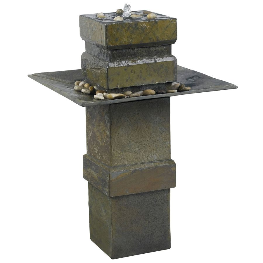 Kenroy Home 33-in Outdoor Fountain