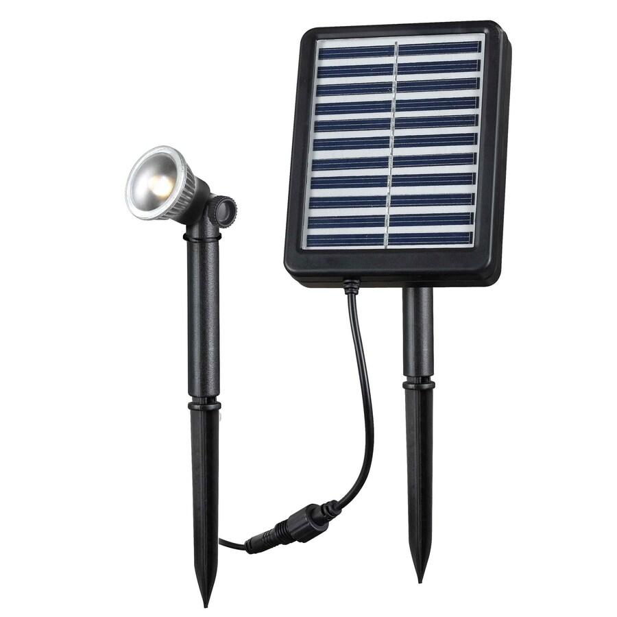 Kenroy Home Black 1-Watt (30W Equivalent) LED Spot Light